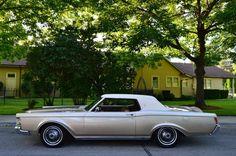 1969 Lincoln Continental Mk3