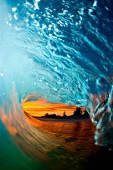 I wanna live by the water and shoot waves! Fire-and-Ice by Clark Little Clark Little Photography, Cool Pictures, Cool Photos, Beach Pictures, Waves Photography, Digital Photography, Amazing Photography, Sea Waves, Salt And Water