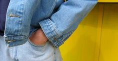 How to Shorten the Sleeves on a Denim Jacket