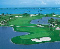 Atlantis... #golf #courses
