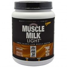 """CytoSport has been overwhelmed by the amazing success of Muscle Milk. If there has been one repeated request, it's """"Make Muscle Milk with less fat a. Easy Weight Loss, Healthy Weight Loss, How To Lose Weight Fast, Reduce Weight, Post Workout Nutrition, Sports Nutrition, Natural Peanut Butter, Chocolate Peanut Butter, Muscle Milk Light"""