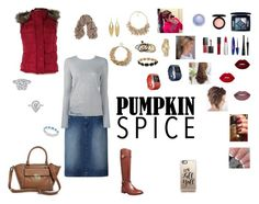 """""""It's fall ya'll!"""" by carlie-styles on Polyvore featuring Uniqlo, T By Alexander Wang, Aéropostale, Tory Burch, Pin Show, Kenneth Jay Lane, Michael Kors, Carolee, Dorothy Perkins and GUESS"""