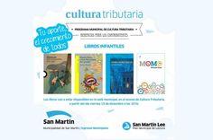 Por las fiestas, llega una edición especial de Cultura Tributaria con libros infantiles