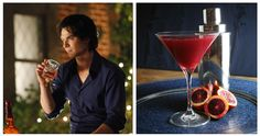 Blood (Orange) Cosmopolitan — The Vampire Diaries | Try These Cocktails While You Watch Your Favorite CW Show