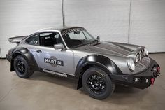 Pure Speed! #Porsche 911 #Carrera 'Safari' #Rally Car – stupidDOPE.com