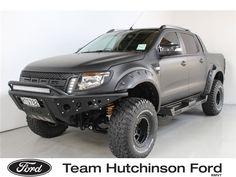 Ford Ranger Wildtrak MUD SLINGER 2014 - Google Search