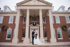 Travis and Haley G photography | Dominion House | Mr. & Mrs.