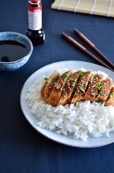 Escalopes panées à la japonaise [vegan] |