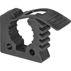 """Buyers Products RC10S Small Rubber Clamp (holds 1"""" to 2-1/2"""" dia.)"""