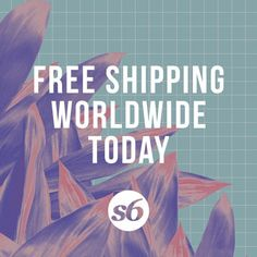 Free Worldwide Shipping On EVERYTHING Today  Including Framed...