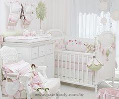 Decoração de Quartos de Bebês