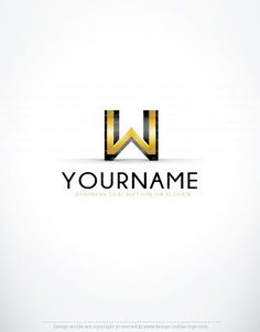 brand your business online with creative 3 letters logo templates