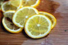 Необычное применение лимона