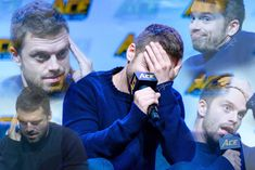 Read Thor Odinson from the story Marvel Memes Marvel, Avengers Memes, Marvel Funny, Avengers Cast, Marvel Avengers, Marvel Heroes, Marvel Actors, Marvel Characters, Sebastian Stan