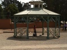 Gembrook leisure park in Gembrook, Victoria. Lovely spot for the kids to play and for a bbq. There's also a cool skate ramp for skateboards + bmx bikes. #playground #park