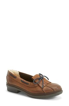 UGG® Australia 'Haylie' Waterproof Loafer (Women) available at #Nordstrom