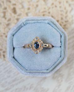 "CaiSanni | Kultasepänverstas sanoo Instagramissa: ""Joskus kuvat ovat parempia ilman sanoja... 💖 Sapphire, Rings, Jewelry, Instagram, Jewellery Making, Jewerly, Jewelery, Ring, Jewels"