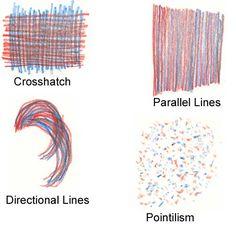 Blending techniques for Colored Pencils - WetCanvas