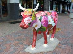 Cows on Parade - Rosie