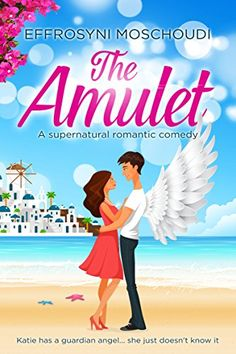 When Katie loses her job, a gypsy woman hands her an amulet for good luck. Next, she gets hired as hotel receptionist on a Greek island, where Aggelos, one of the guests, saves the day whenever she needs help. Katie falls in love with him, unaware that he is a guardian angel that came with the amulet…
