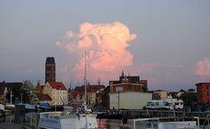 Wismar, north germany New York Skyline, Germany, Spaces, Travel, Old Town, Vacation, Viajes, Deutsch, Destinations