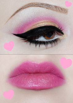 Sweet Valentine's Day Look https://www.makeupbee.com/look.php?look_id=78659