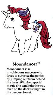 My Little Pony Fact File: Moondancer