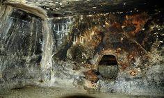 """Petroglifi - Oniferi (NU) - Necropoli a Domus de Janas di """"Sas Concas"""""""