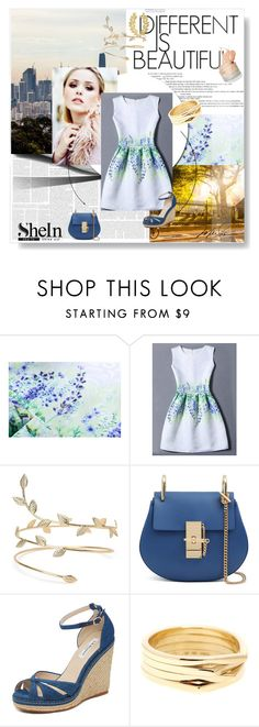"""""""Sanny"""" by meri-husic ❤ liked on Polyvore featuring WithChic, L.K.Bennett, Repossi and Eddera"""