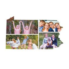 Love Location Pennsylvania by Heather B for Minted