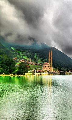 Uzungöl Trabzon -Turkey