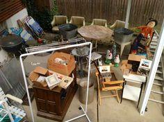 EstateSales.NET Old Washing Machine, Vintage Quilts, Home Decor, Decoration Home, Room Decor, Home Interior Design, Home Decoration, Interior Design