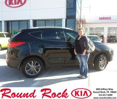 Congratulations to Bernice  Rodriguez on your #Hyundai #Tucson purchase from Kelly  Cameron at Round Rock Kia! #NewCar