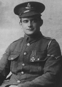 Driver Frederick Luke of West Tytherley was Decorated by His Majesty King George V on the 1st of December 1914 at Locon near Bethune. At Le Cateau on August 26th, 1914, as volunteers, he and Job Drain saved their guns from falling into the hands of the enemy, although it was at the time under heavy fire from hostile infantry, who were only 100 yards away.