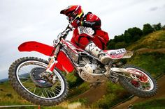 SA motorcross team 2012