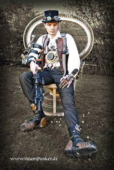 Steampunk Outfit 02 de steampunker