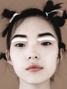"baehaus: "" xiao wen ju by angelo pennetta for i-d magazine, fall 2014 """