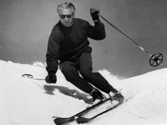 Émile Allais a voué sa vie au ski. Il a commencé la glisse à l'âge de huit ans. Quinze ans plus tard, il décroche ses premiers titres : il devient le premier médaillé tricolore aux Mondiaux de Mürren (1935 ; argent descente et combiné). Photo DL/Archives
