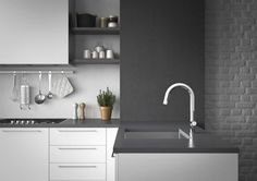 These flexible, 360 degree faucets adds a hint of modernity to any kitchen: http://design-milk.com/cook-series-sovrappensiero-design-studio/… pic.twitter.com/wbi6EzkupV