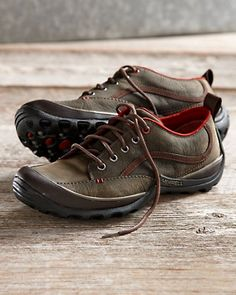 Merrell Loess Leather Sneakers