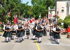 Memories of great Canada Day parades! I Am Canadian, Jim Carrey, Canada Day, Pipes, Summer Fun, Ontario, Festivals, Drums, Events