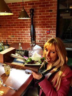 Beet Salad @CharactersYEG with @ManonPavelich #Yegfood #YegDT @ShonnOborowsky @CityofEdmonton
