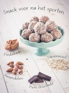 Sport Snacks, Healthy Pastry Recipe, Sports Food, Healthy Sweets, Happy Healthy, Candy Recipes, Food Inspiration, Low Carb Recipes, Love Food
