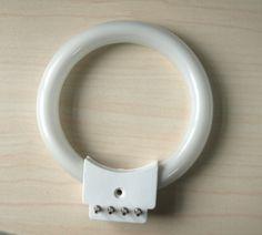 Microscope ring Lamp Light source fluorescent lamp replace tube inner 67.5mm 8W