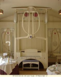 Art Nouveau design interior