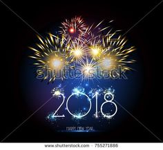 Find Happy New Year 2018 Clock Firework stock images in HD and millions of other royalty-free stock photos, illustrations and vectors in the Shutterstock collection. Thousands of new, high-quality pictures added every day. New Years Eve Day, Lost Stars, New Year Message, Happy New Year 2018, Holiday Fashion, Happy Easter, Fireworks, Royalty Free Stock Photos, Happy Birthday