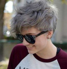 20+ Wavy Pixie Cut | The Best Short Hairstyles for Women 2015