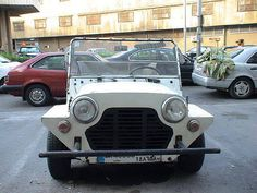 Mini Moke in Lebanon