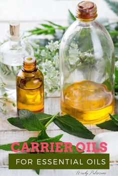 Carrier Oils For Essential Oils #CarrierOils are an important part of aromatherapy. They are useful for dilution to avoid skin sensitivity and can extent the therapeutic action of #EssentialOils Pinned for you by https://organicaromas.com