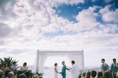 santorini le ciel 2015 wedding